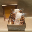 Nutorious Caramelised Macadamias and Cashews gift box