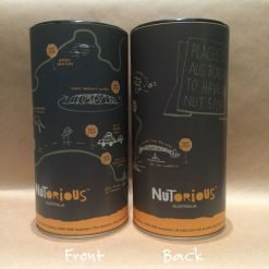 Nutorious Caramelised Nuts Canister