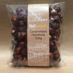 Nutorious Caramelised Hazelnuts 200g