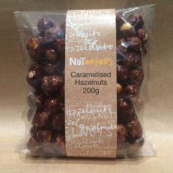 Nutorious Caramelised Hazelnuts 200g