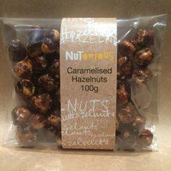 Nutorious Caramelised Hazelnuts 100g