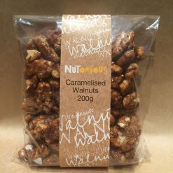 Nutorious Caramelised Walnuts 200g