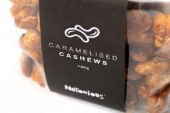 Nutorious Caramelised Cashews